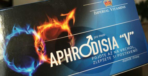 Aphrodisia V pro vrcholný prožitek muže i ženy